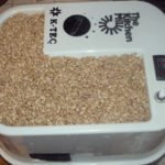 K-tec kitchen mill whole wheat grinding tips