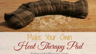 DIY Heat Therapy Pad