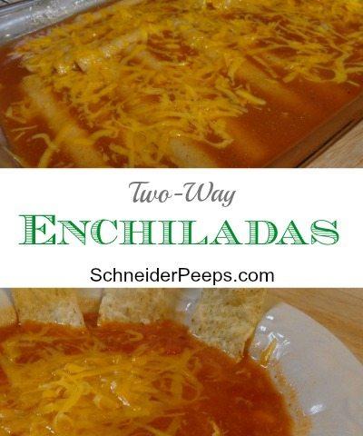 SchneiderPeeps - Two Way Enchiladas