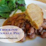 SchneiderPeeps - Crockpot Tamale Pie
