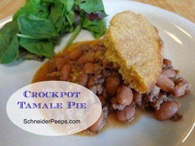 SchneiderPeeps - Crockpot Tamale Pie