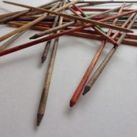 Make Your Own Pick Up Sticks (plus game instructions)