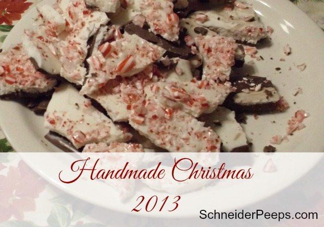 SchneiderPeeps - Handmade Christmas 2013