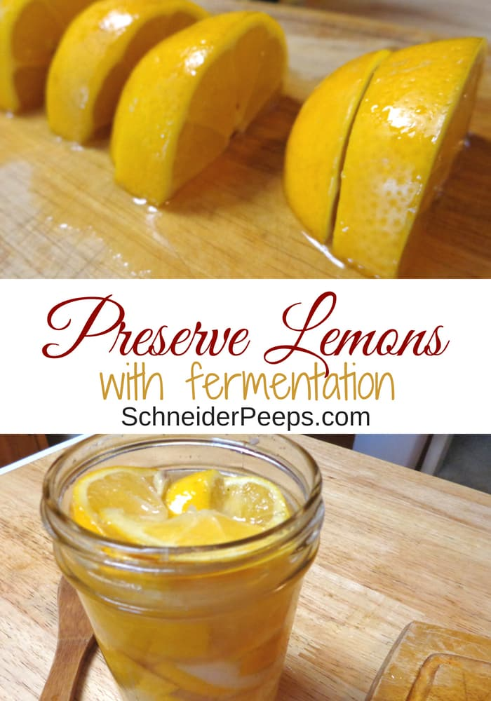 image of lemon slices for preserved lemons