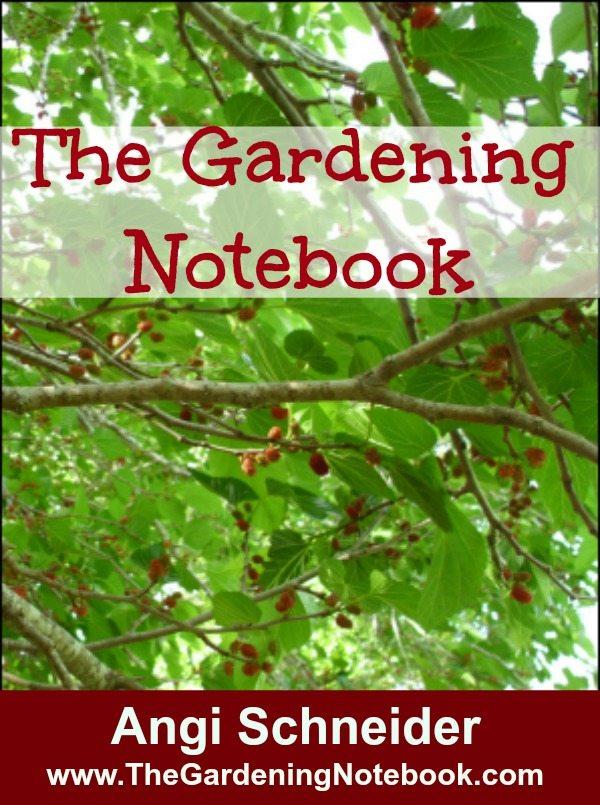 The Gardening Notebookginal
