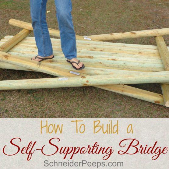 Self Supporting Bridge