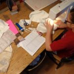 costume sewing