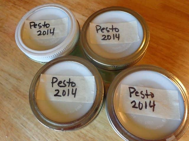 Pesto 2014