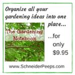 The Gardening Notebook (scrappy)