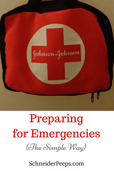 SchneiderPeeps - Preparingfor Emergencies (1)