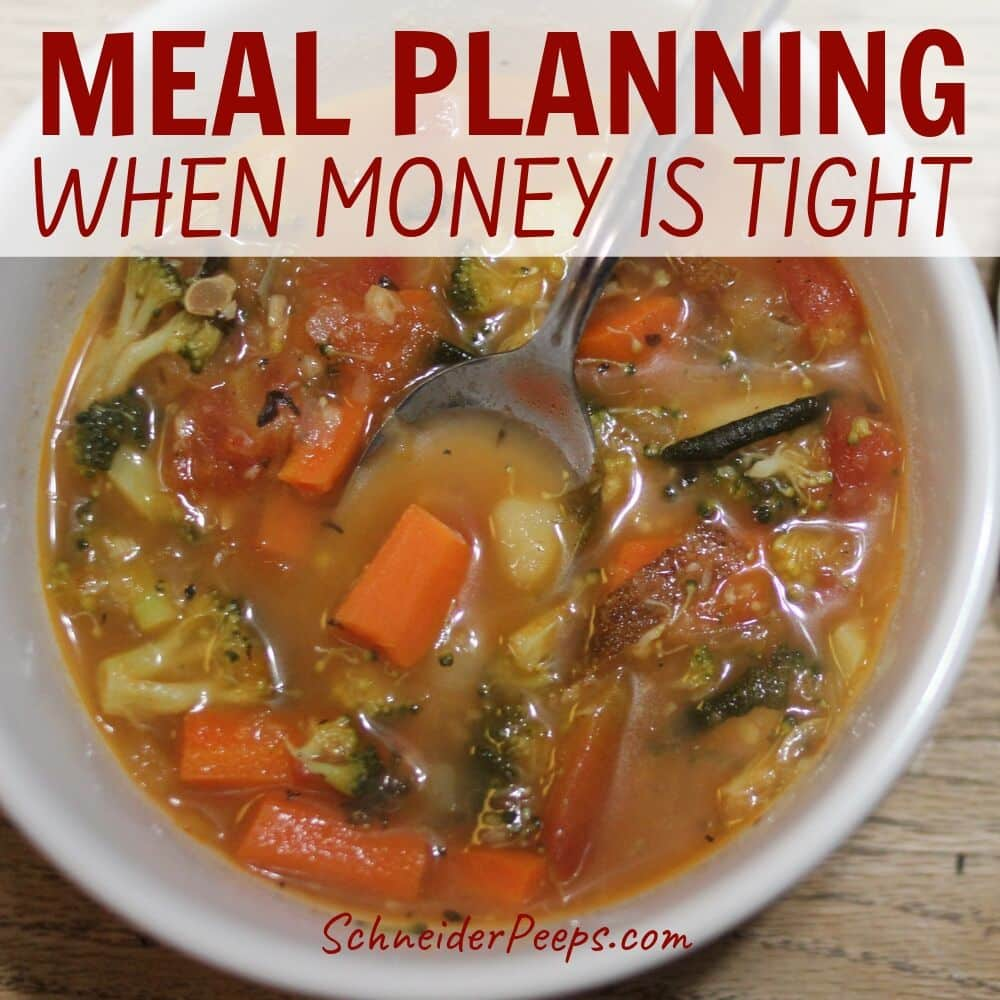 image of bowl of vegetable soup