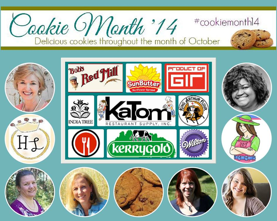 Cookie Month '14 Bloggers and Sponsors