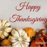 SchneiderPeeps - Happy Thanksgiving