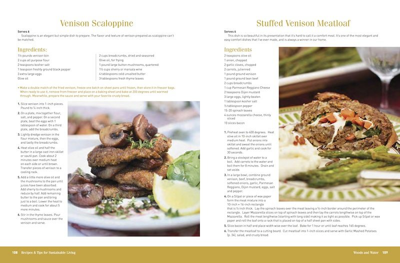 sustainable-living-book-review-scallopine-meatloaf