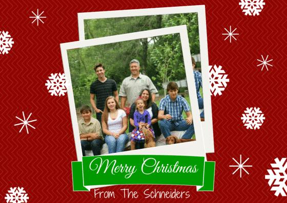SchneiderPeeps Christmas Card
