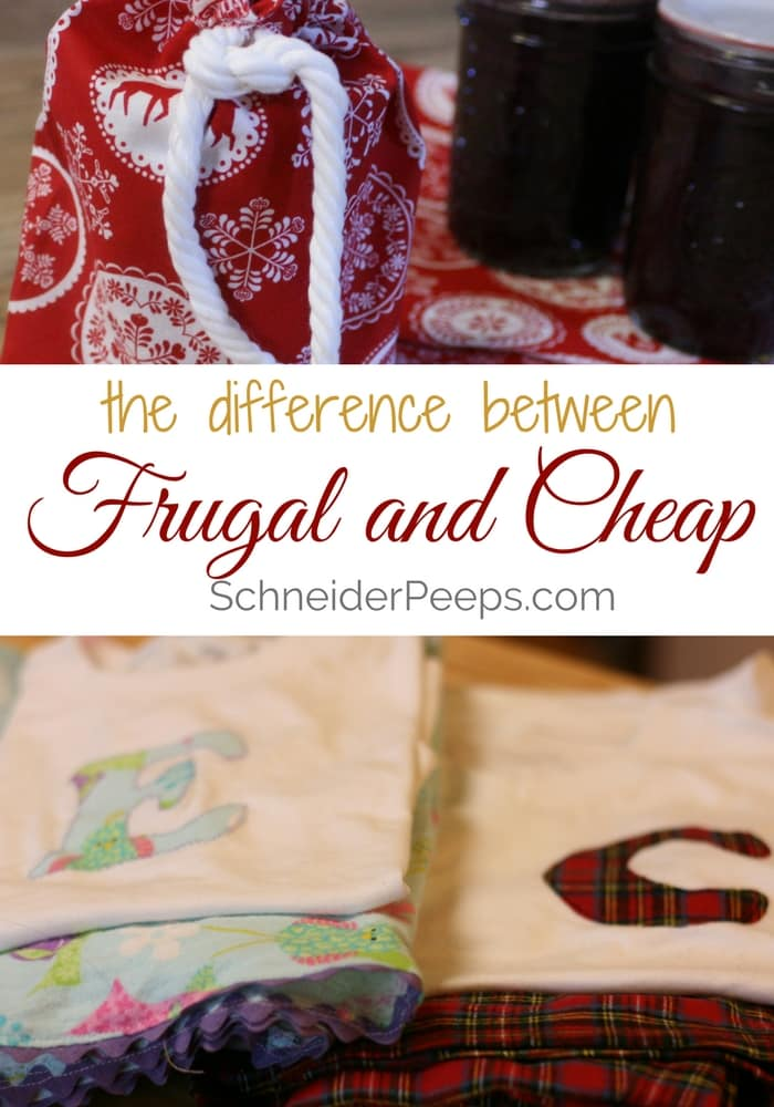 Want to be frugal but not cheap this holiday season? Find lots of frugal and meaningful tips and ideas in this article.
