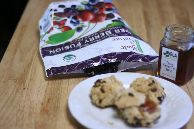 SchneiderPeeps - Breakfast in a hurry doesn't have to mean cold cereal or pop tarts. In under 30 minutes you can have a hot breakfast of lemon berry scones for your family.