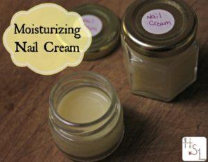 Mositurizing-Nail-Cream