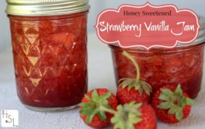 Honey-Sweetened-Strawberry-Vanilla-Jam1