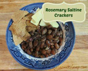 RosemaryCrackers