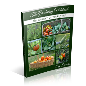 The Gardening Notebook is the ultimate gardening tool. This printable notebook has over 120 pages of information and organization to help you have the garden you've always dreamed of.