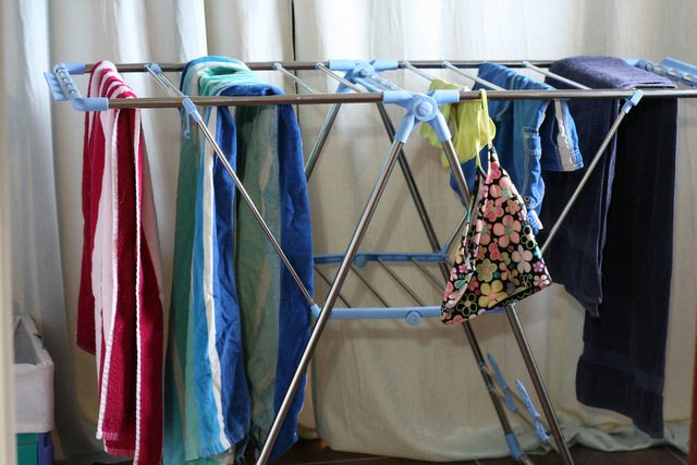 There are many reasons to line dry laundry and saving money is only one of them. Learn how line drying clothes can actually simplify your life.