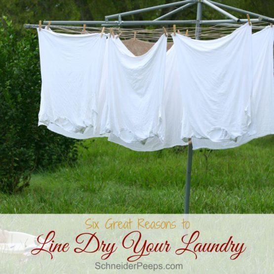 On laundry and other musings