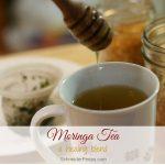 Moringa Tea {a healing tea}