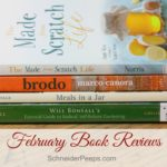 Radical, Self-Reliant Gardening, The Made from Scratch Life and other book reviews