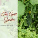 The April Garden