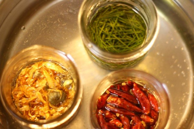 Infusing herbs into oils is a great way to add flavor, color and medicinal value to oils. Learn how to make and use infused oils as both food and medicine.