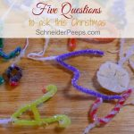 Five questions for a more meaningful and frugal Christmas