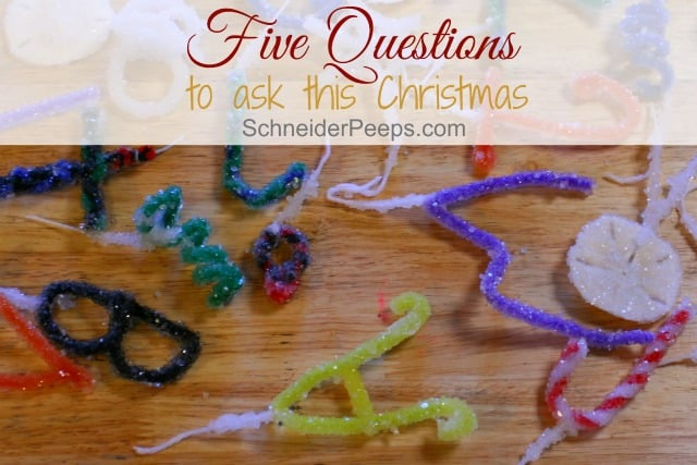 Do you struggle every year to have a meaningful and frugal Christmas instead of a harried and debt laden one? Make this year different by asking these five simple questions.