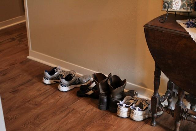 shoe-rug