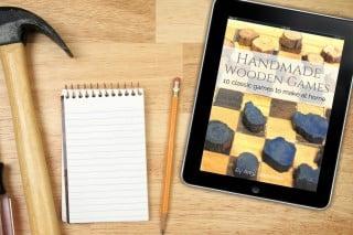 Handmade Wooden Games
