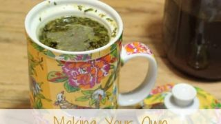 Making herbal tea blends - what you need to know