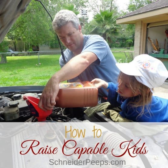 Raising Capable Children