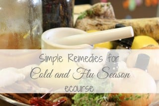 Simple Remedies for Cold and Flu Season