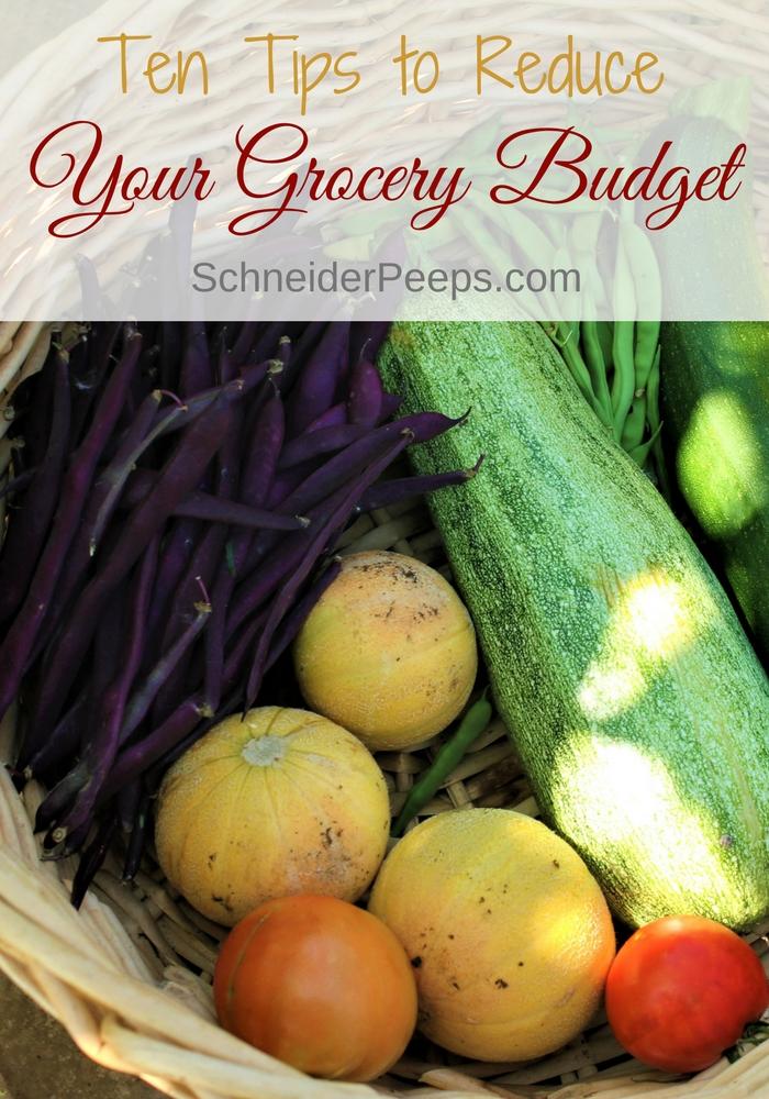homegrown garden produce in basket