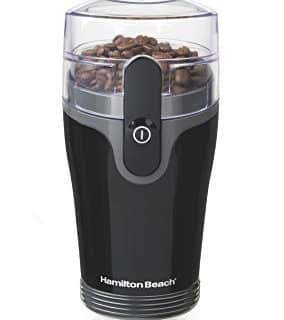 Hamilton Beach 80335R Fresh-Grind Coffee Grinder (80335)