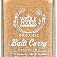 Whole Foods Market, Organic Balti Curry Seasoning, 2.01 Ounce