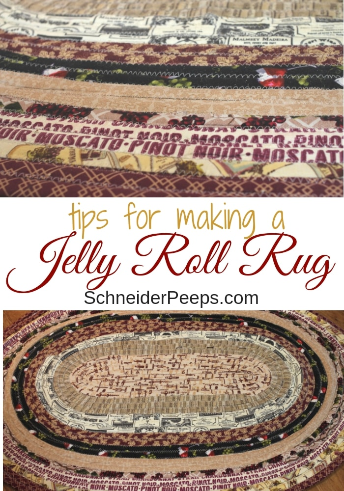 image of kitchen jelly roll rug