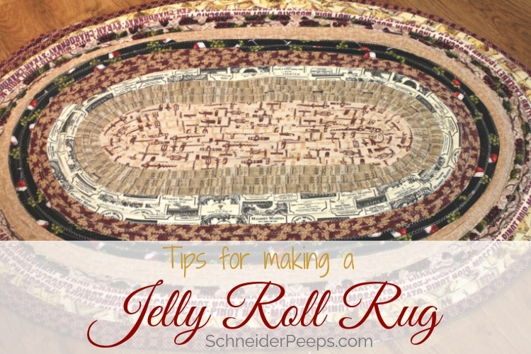 image of jelly roll rug