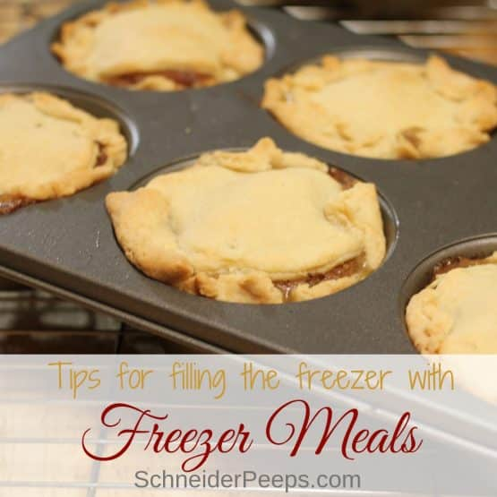 You don't have to spend all day in the kitchen to prepare make ahead meals for the freezer. Learn how to make freezer meals with recipes you already use and love.