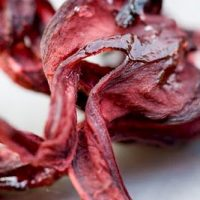 Candied Flowers - Hibiscus