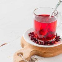Hibiscus Tea   Agua De Jamaica   Pressure Cooker